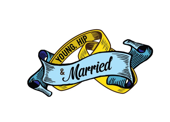 young hip married officiants