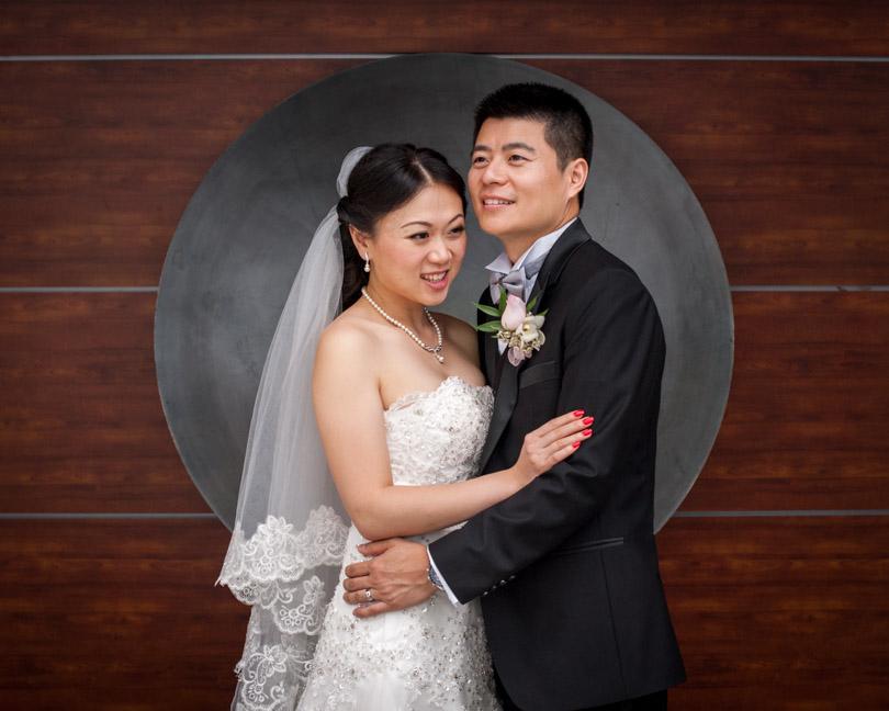 shangri-la vancouver bride groom