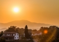 sunset tuscany italy landscape wedding destination photographer