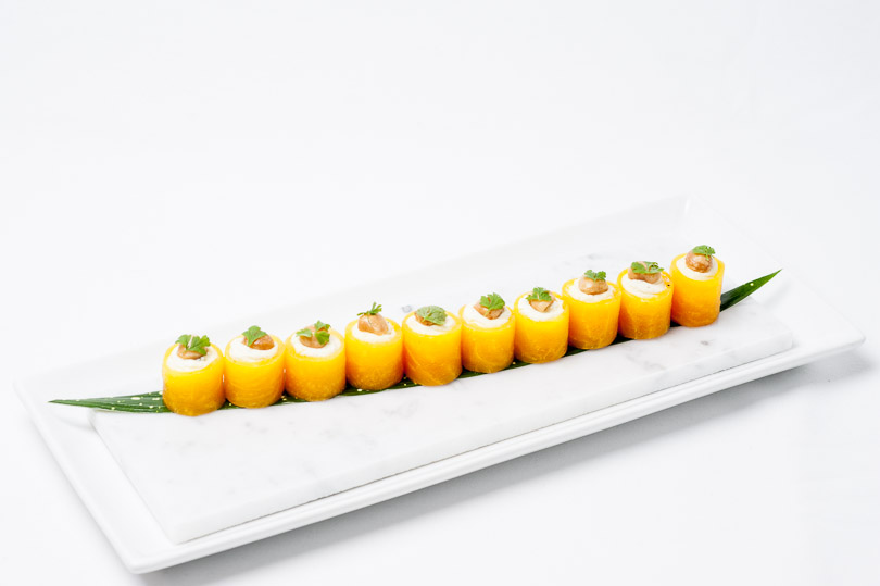 tray pumpkin amazing appetizer railtown catering vancouver wedding photographer