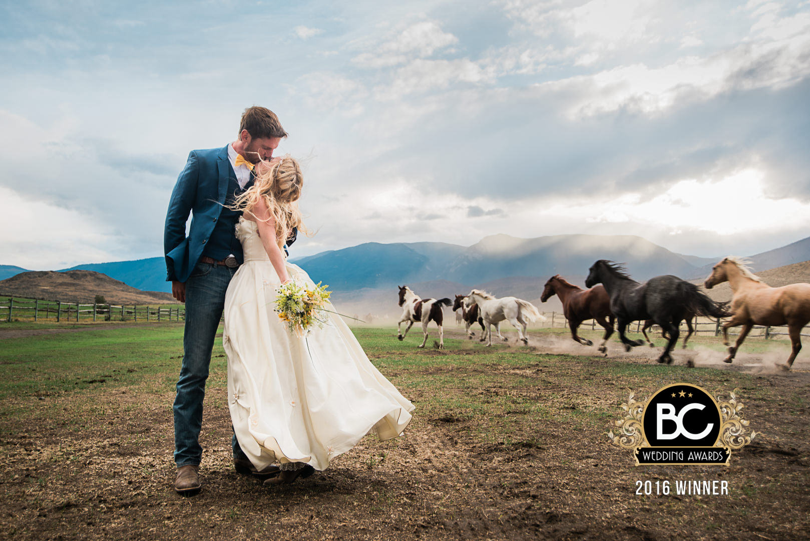 spontaneous and adventurous brides and grooms