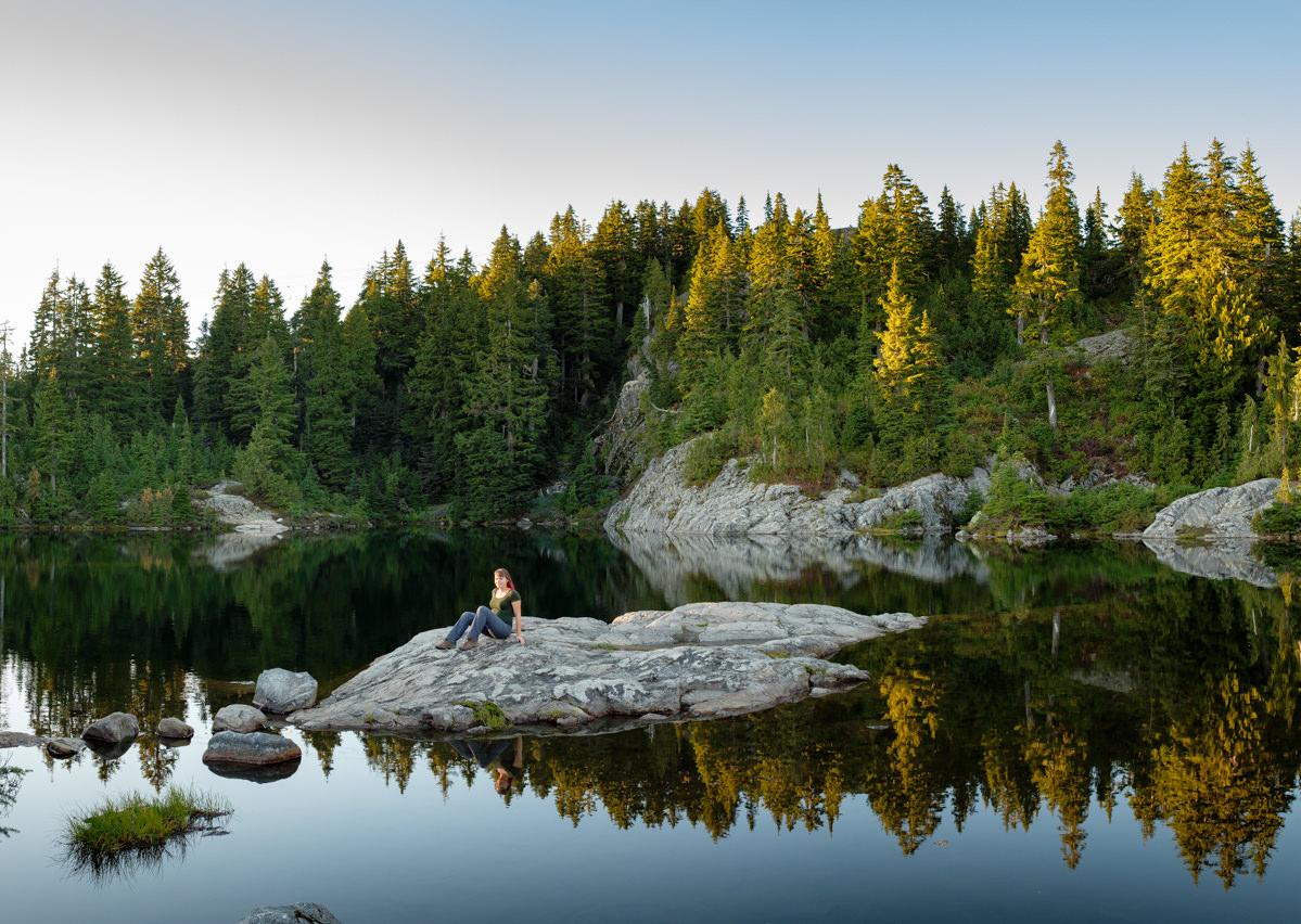 Mystery Lake hike