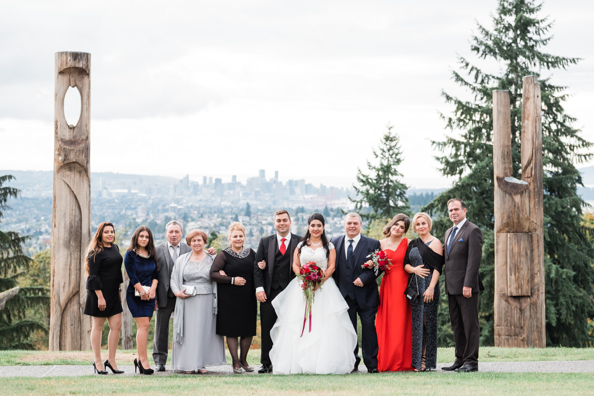 burnaby mountain family photos
