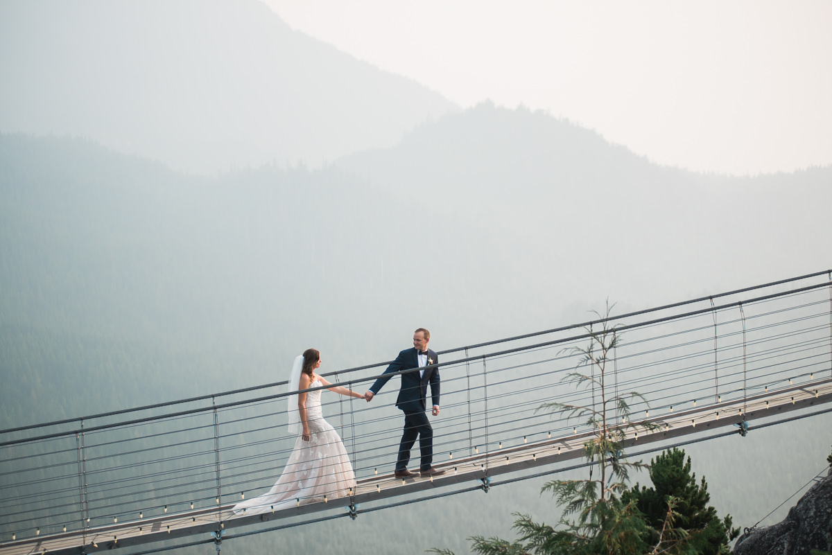 elope in Vancouver