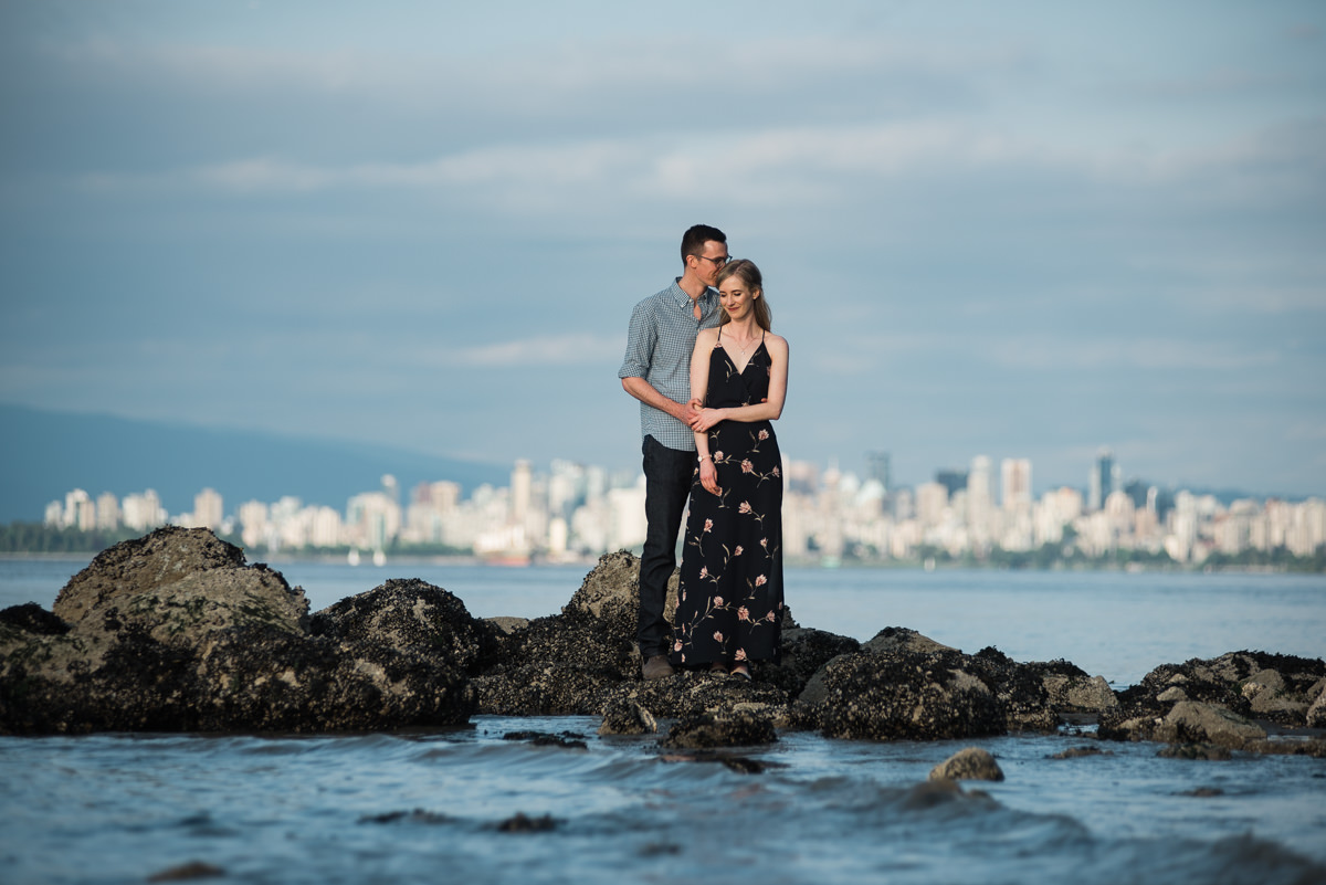 Spanish Banks engagement photos