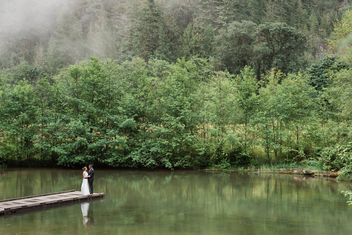 Cheakamus centre wedding photography