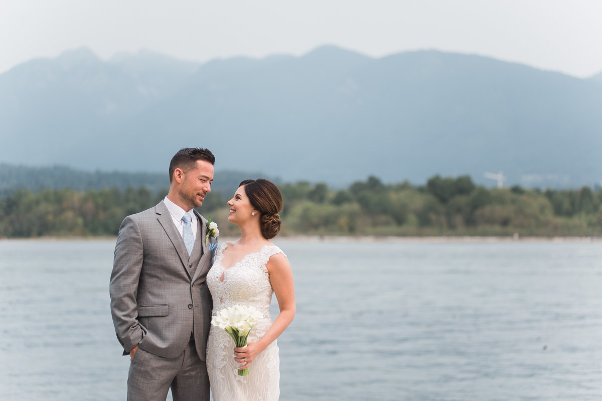 Stanley Park Pavilion wedding photography