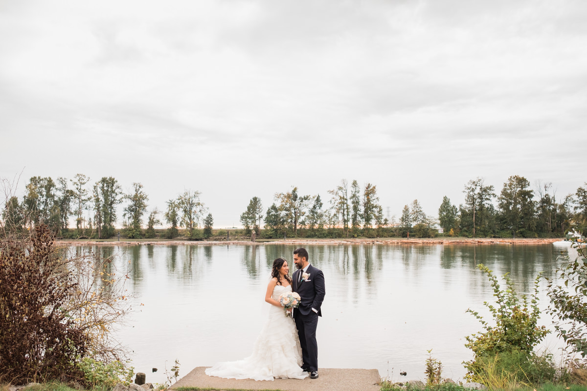 Riverway Clubhouse wedding