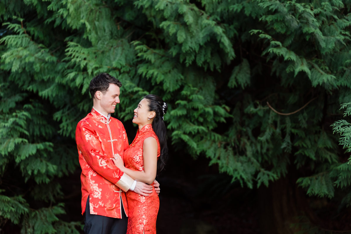 chinese wedding photography elopement