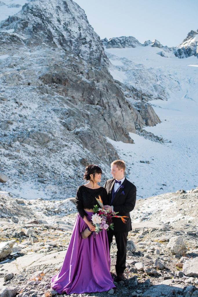 epic elopement location Squamish