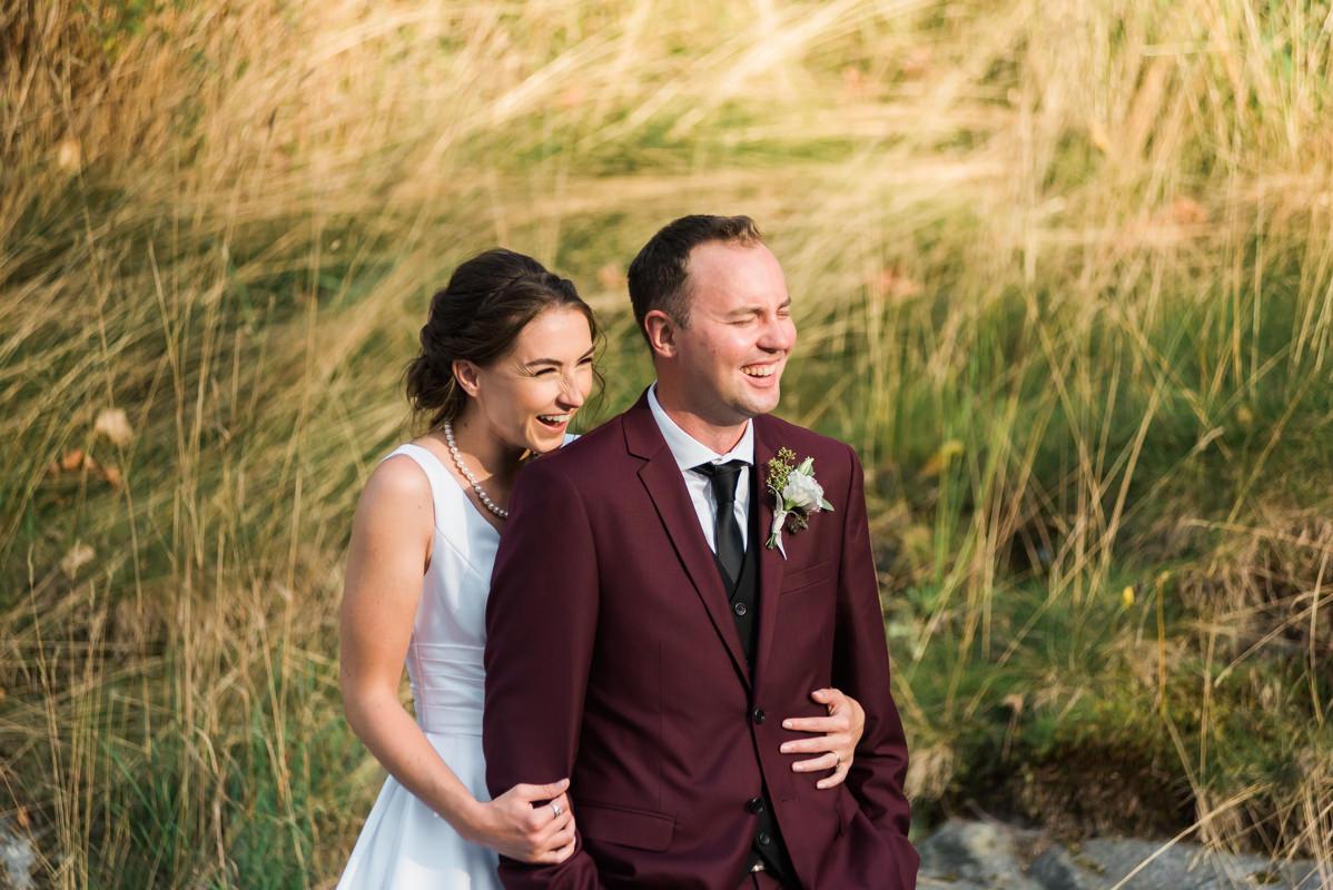 fun wedding photography Squamish