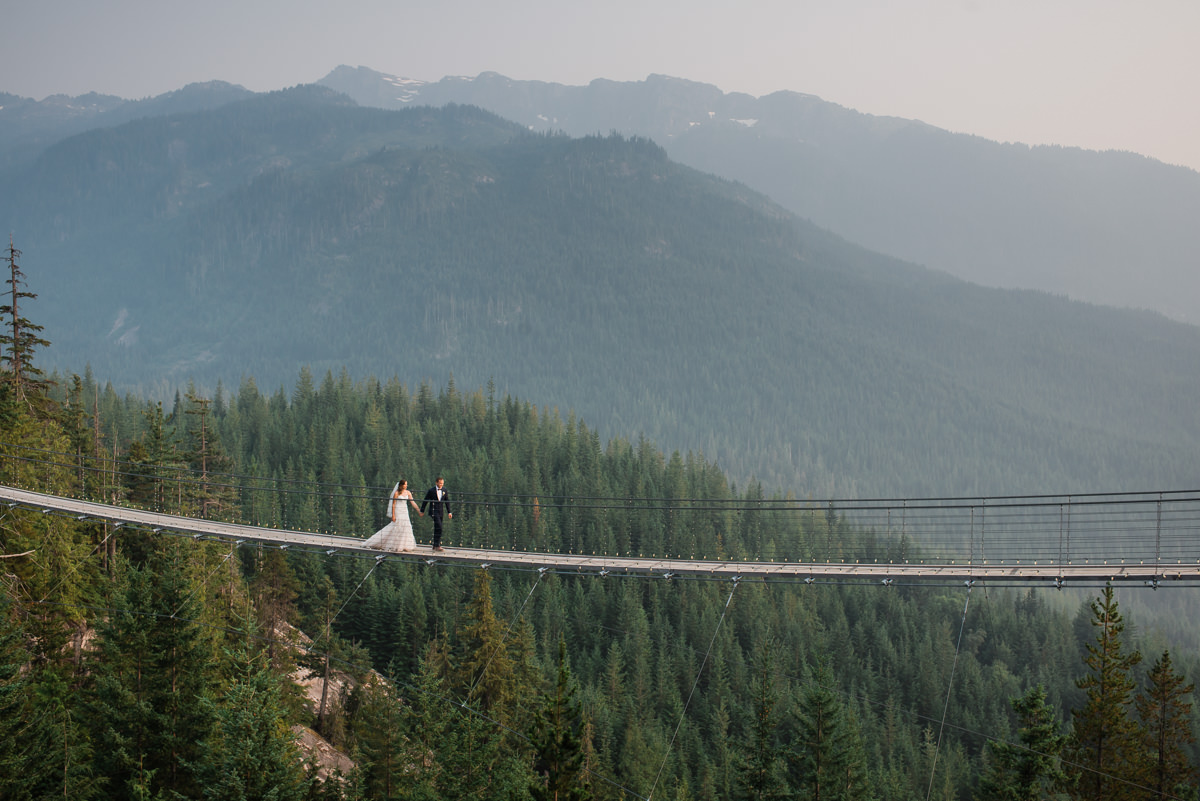 Squamish wedding photography