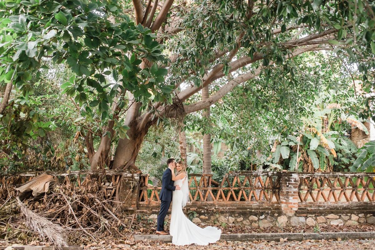 Bucerias wedding in Villa Encanto
