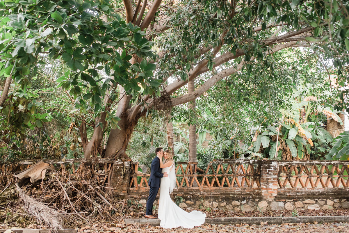 Bucerias wedding in Villa Encanto