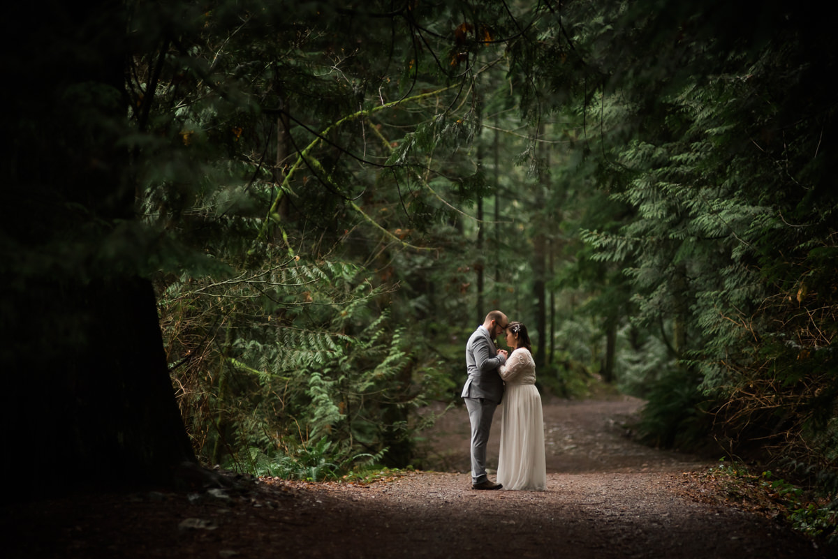 North Vancouver elopement