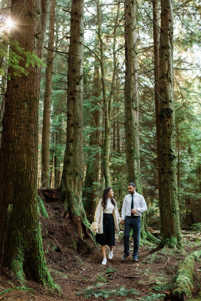 17 great Vancouver engagement photo locations • Wedding