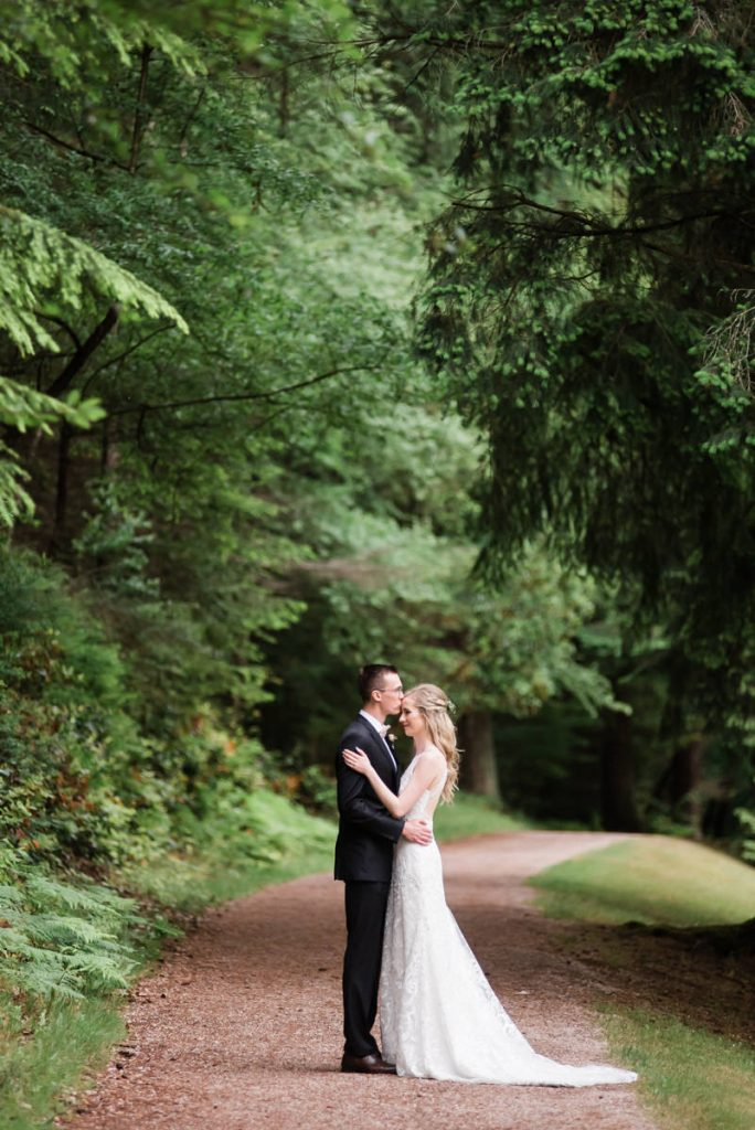 UBC wedding photos