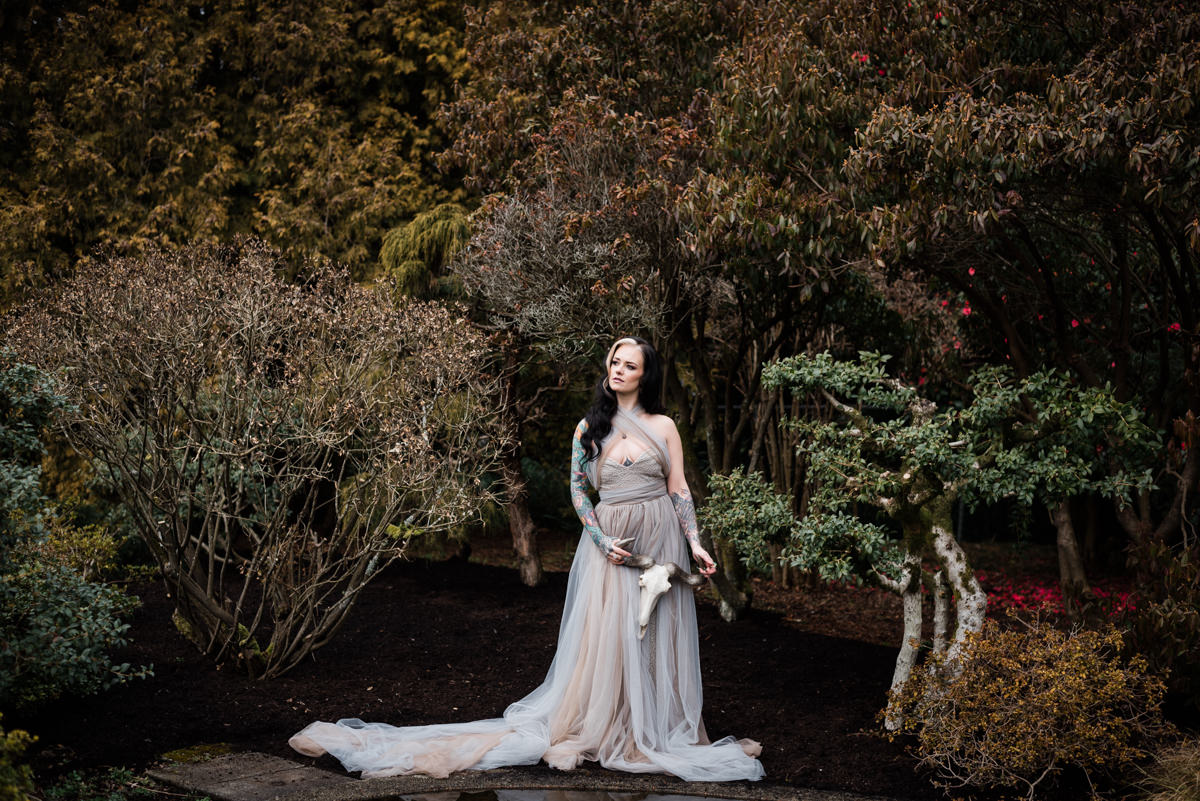 Halloween Styled shoot in Vancouver