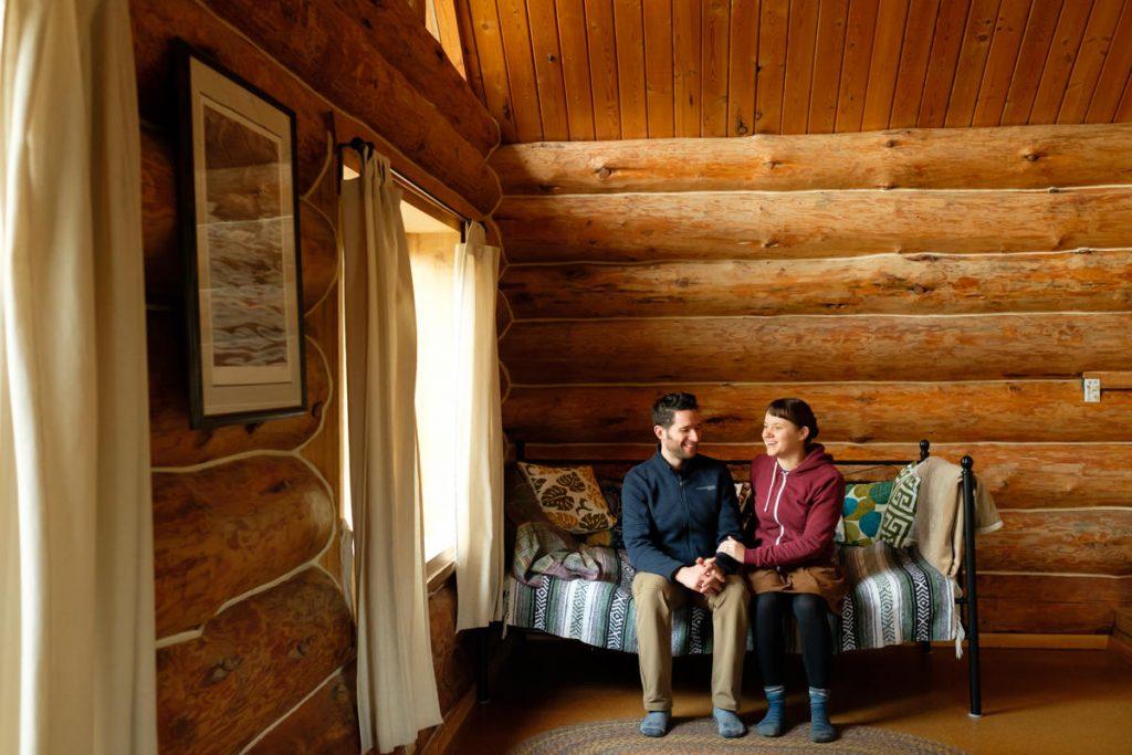 Jelger Tanja Horsefly cabin