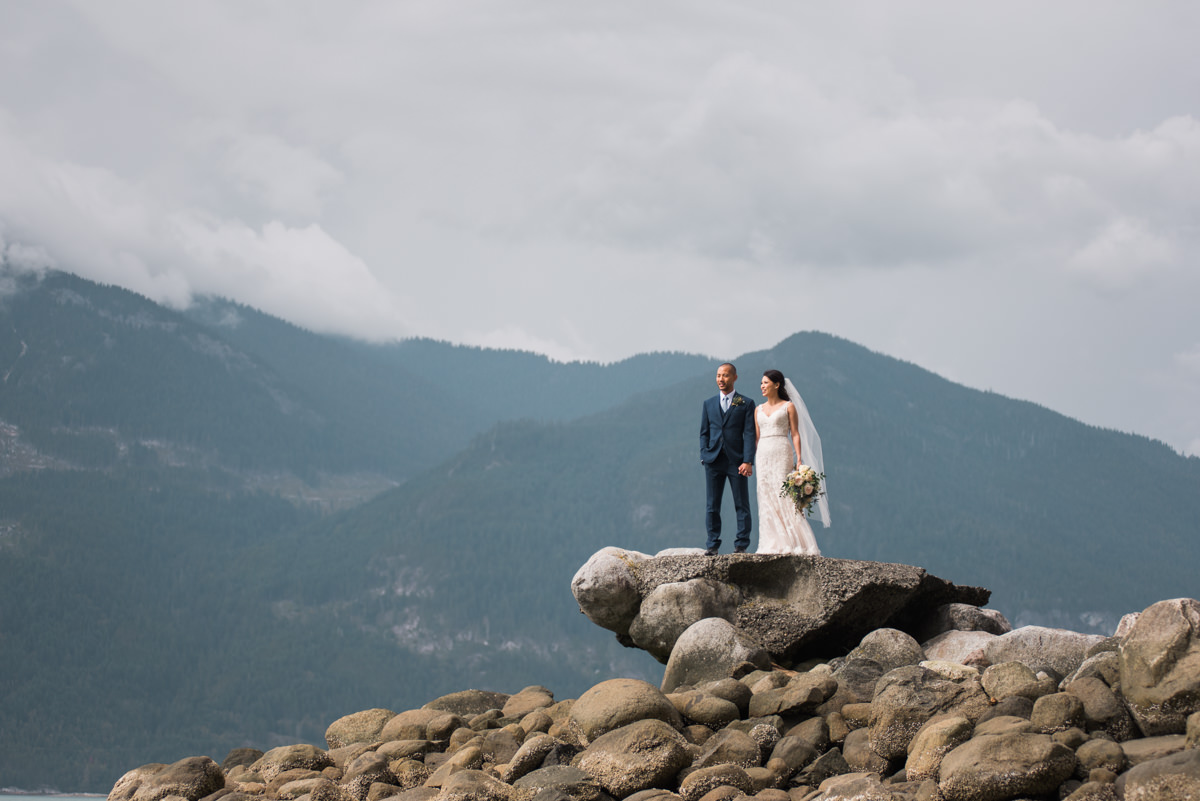 Squamish wedding photographers