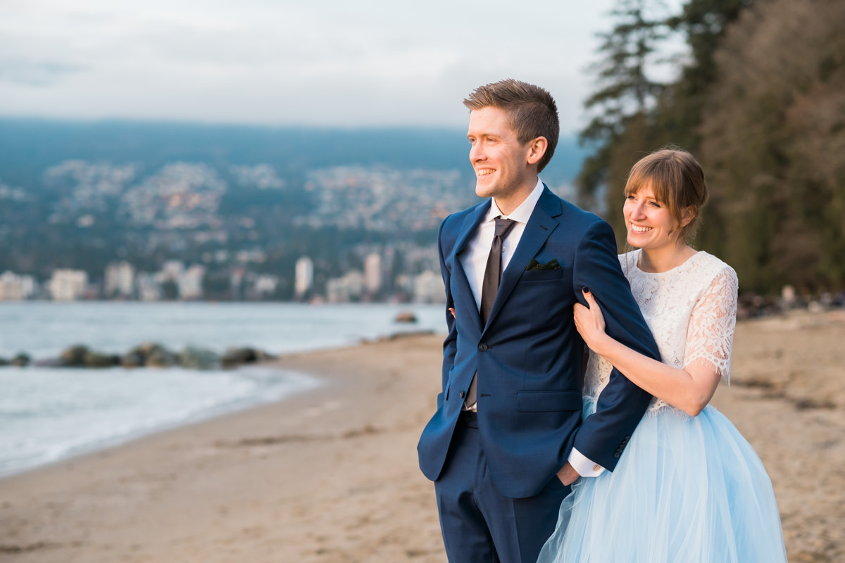 Stanley Park Wedding photographer