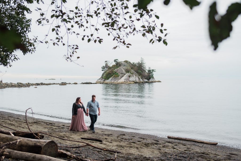 Whytecliff Park beach photo