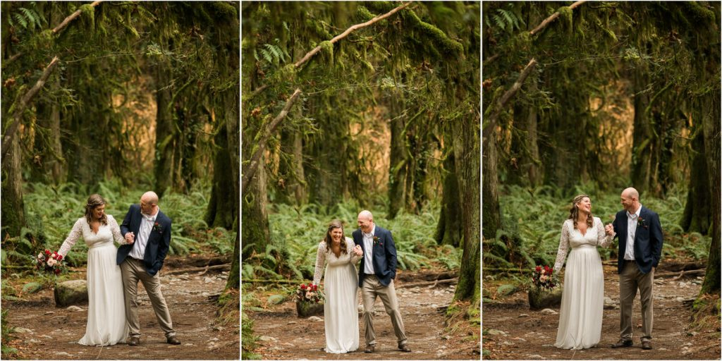 fun vancouver wedding photographers