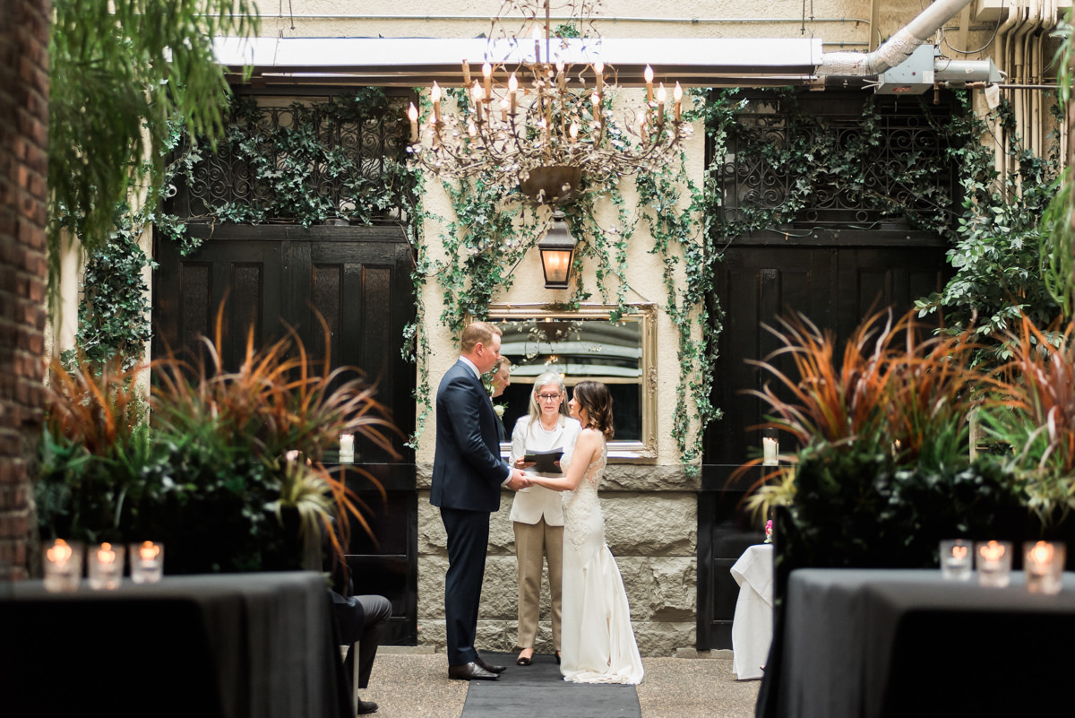 Brix & Mortar elopement