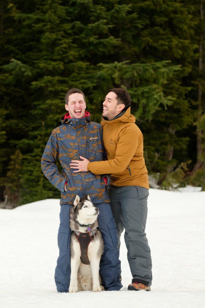 winter elopement tips