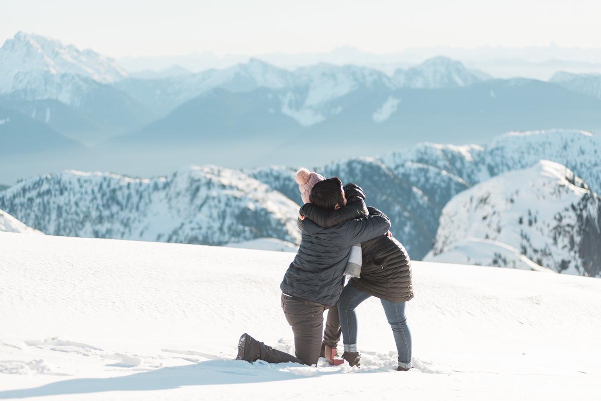 mountain top proposal